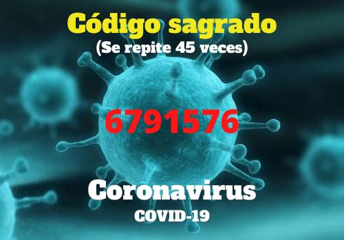 Sanación Cuántica para el Coronavirus